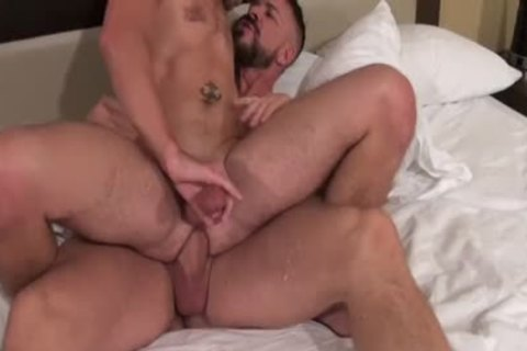 Rocco Steele pounding His Boyfriend anal gap