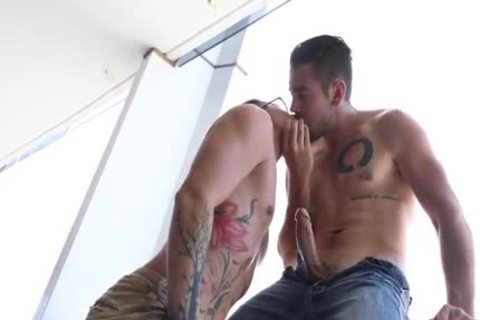 Dante Colle And Vincent O'Reilly pounding Around