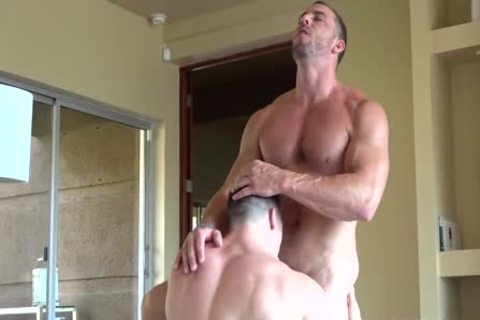Amazingly str8 FIT penises Have dirty Muscle Sex & hammer HARD!