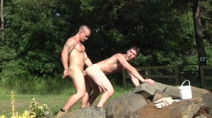 The Hunt - Paul Canon and Adam Bryant anal Nail