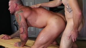 Confessions Of A Straight man - Sean Duran with Jackson Traynor ass Hump