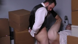 Runaway Groom - Cliff Jensen with Damien Kyle butthole Nail