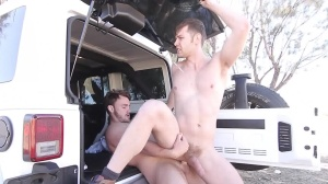 On The Run - Jacob Peterson and Trevor lengthy anal Nail