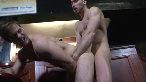 Cruising video 4 - Gabriel Clark, Leo Domenico butthole Nail