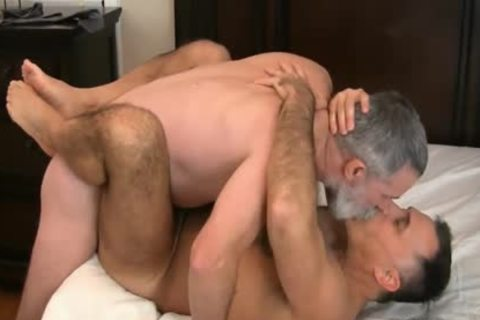 Older4Me - daddy Dads (Rex Sheerwood Barebacks Giovanni Rossi)