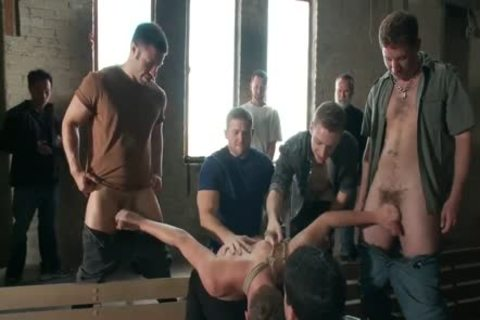 Bullies bound, Gag, And Edge young dude - homo blonde twink fastened Up
