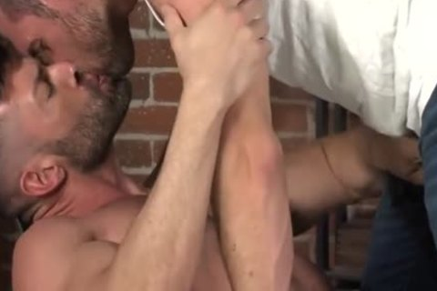 BRUCE BECKHAM & ALEX MECUM - BEARDS