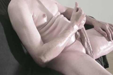 Robin Jerking His large hairless Uncut cock 253