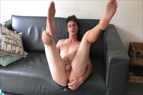 mature lad Satisfies young guy In POV