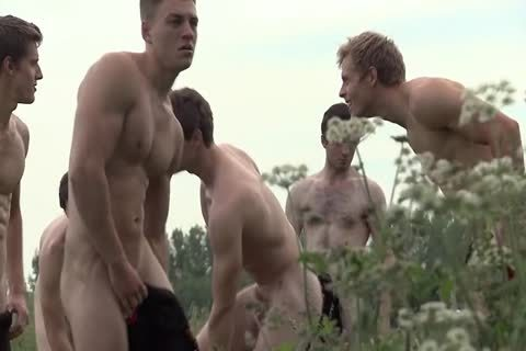 nude boyz Rowing: Bigger, Longer, And Uncut - 2014