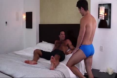 homosexual raw Sex With Cumswapping