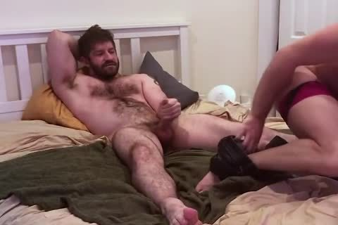 VERBAL bushy daddy TELLS HOOKUP he'S gonna NUT INSIDE
