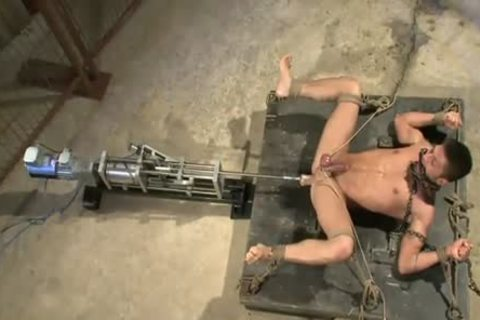sexy oriental Military males plowing