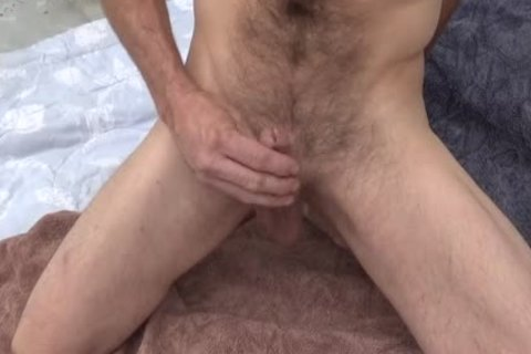Precum Then Aloe Plant To Lube My wang outdoors For jerking off
