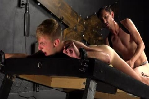 Compilation - twink Slaves poked raw & cum For Masters