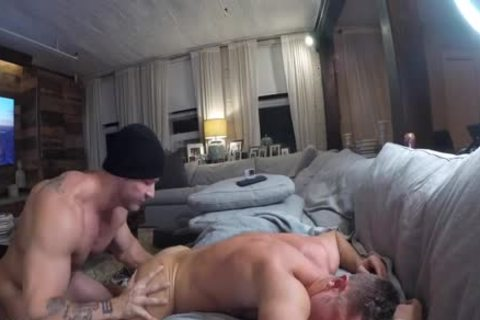 Austin Wolf finally banging Johnny Donovan (SC's Deacon)