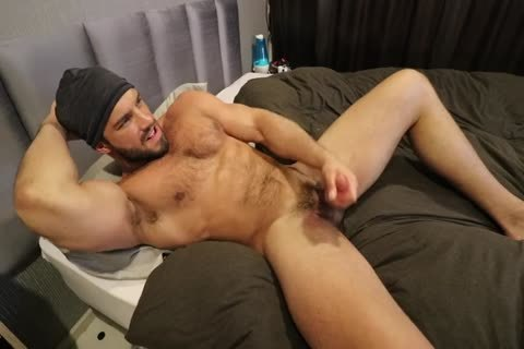 most Epic Jackoff cumshot Ever With Brock Jacobs
