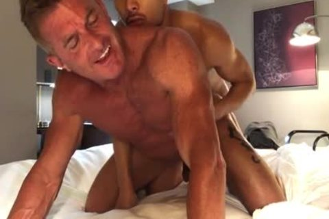 Daddy likes asian penis