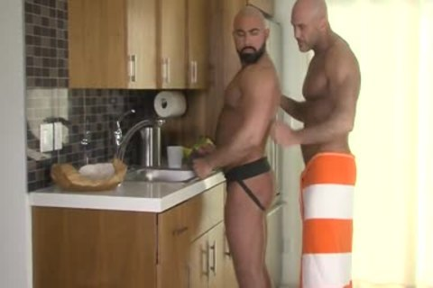 daddy hairy boys