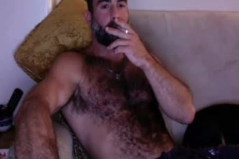 Sunday in nature's garb Up Dilf Smoking On daybed