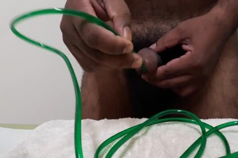 deep Sounding, 210 Cm lengthy Tube Insertion Into Urethra