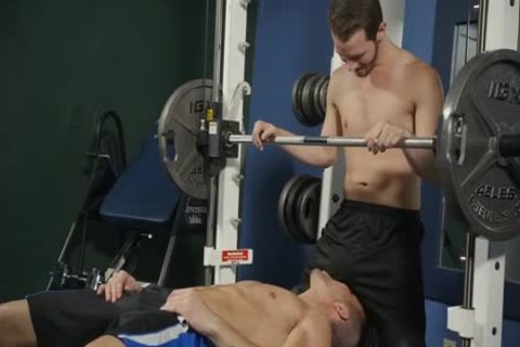 The Gym Part two