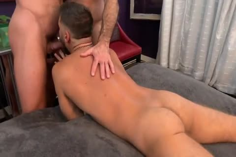 horny 3some - Morgxn Thicke, Adam Russo & Jack Andy